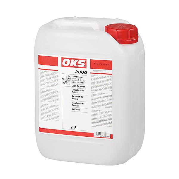 OKS 2810 - Detector de scurgeri  protejat la inghet