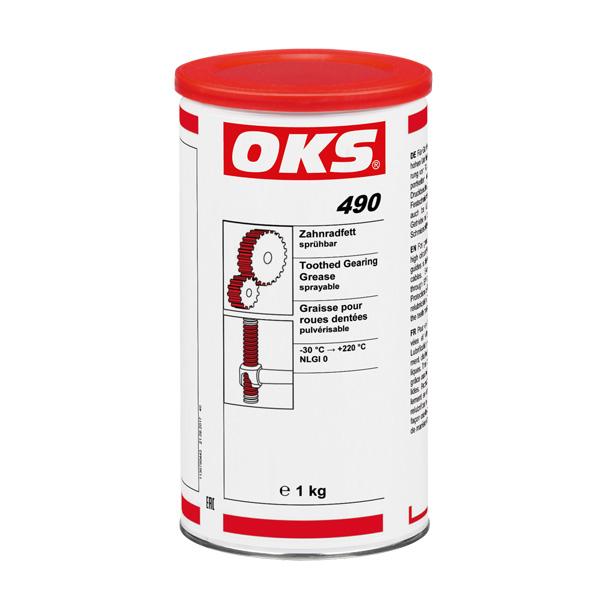 OKS 490 - Vaselina pentru angrenaje deschise