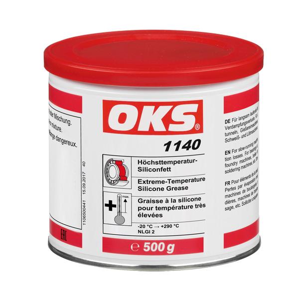 OKS 1140 - Unsoare Siliconica pentru temperaturi Extreme