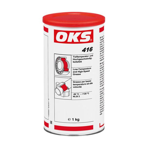 OKS 416 - Unsoare pentru temperaturi scazute si viteze mari de rotatie