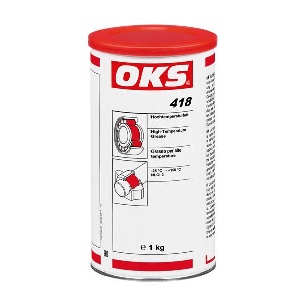 OKS 418 - Unsoare temperaturi inalte
