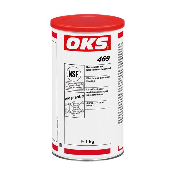 OKS 469 - Unsoare pentru mase plastice si elastomeri